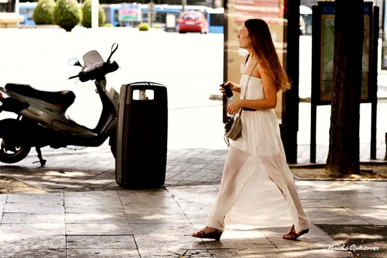 Lo mejor para andar por Madrid en julio es ponerse ropa fresca