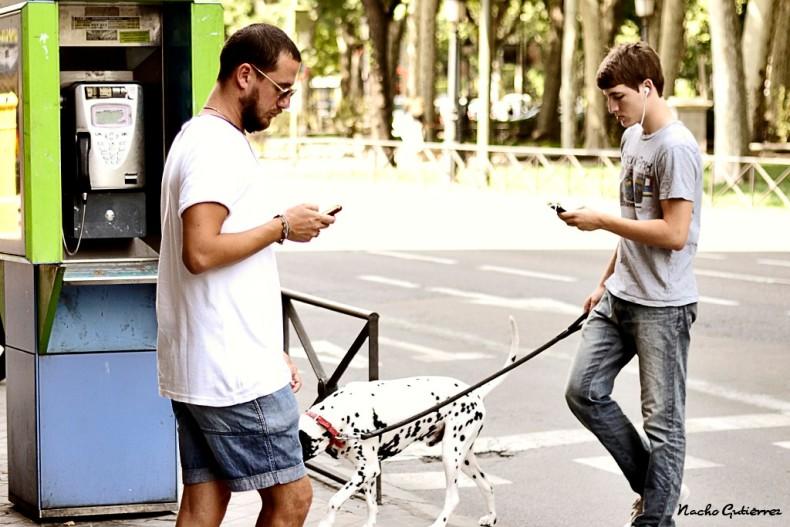 Jeans y camiseta, dos formas de llevarlos