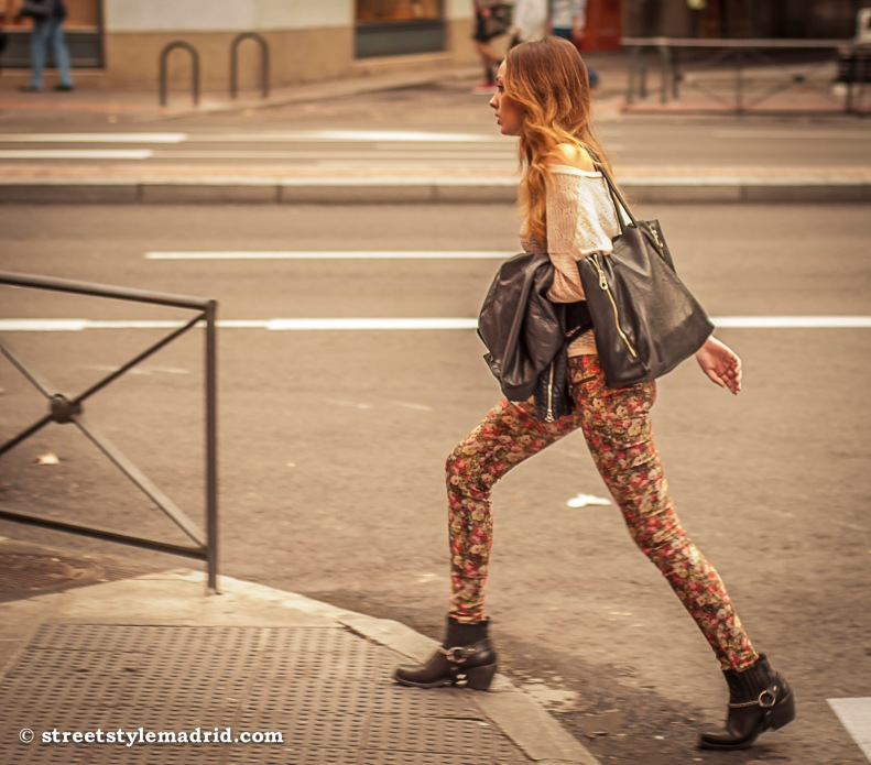 Leggings estampados