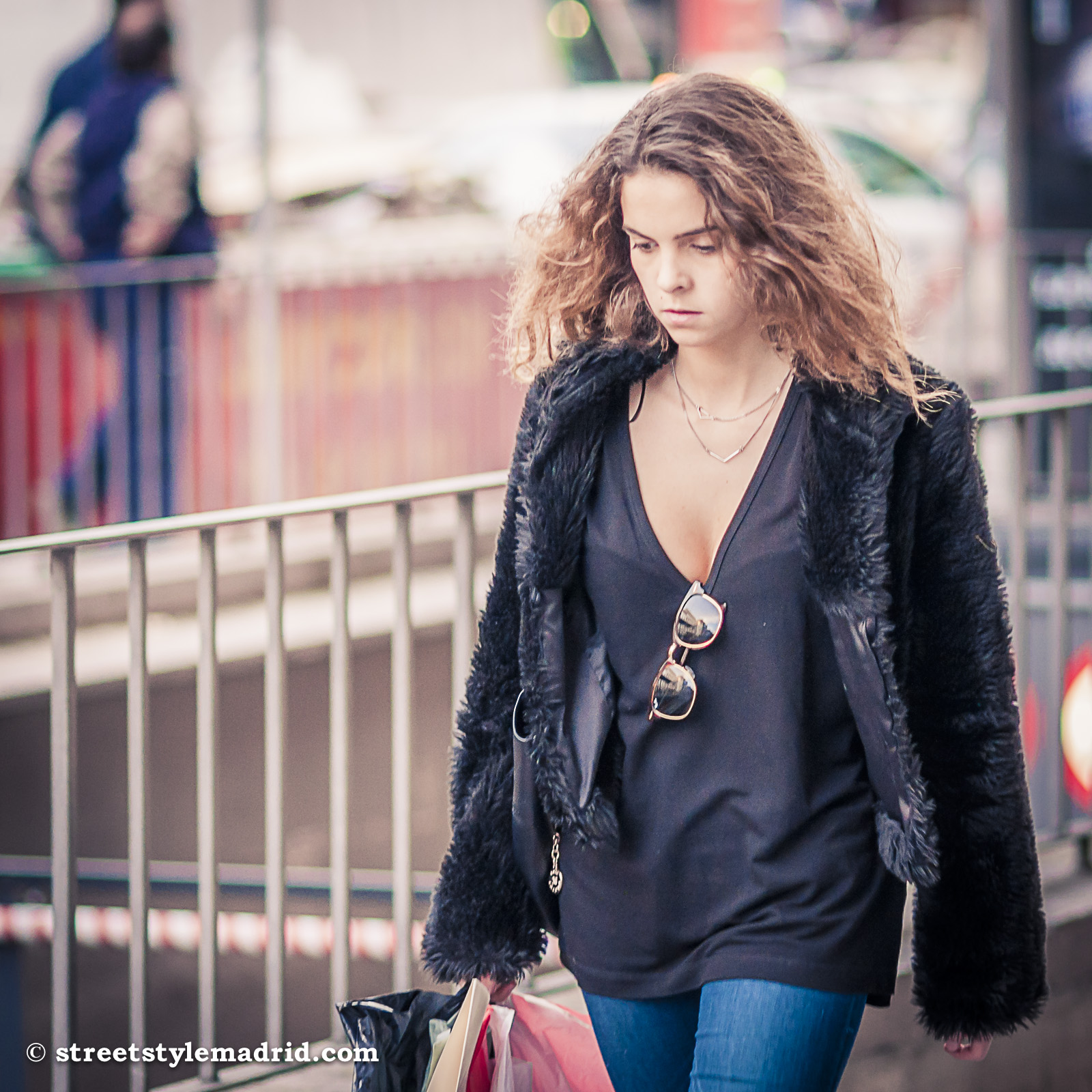 Street style madrid for Styling bilbao