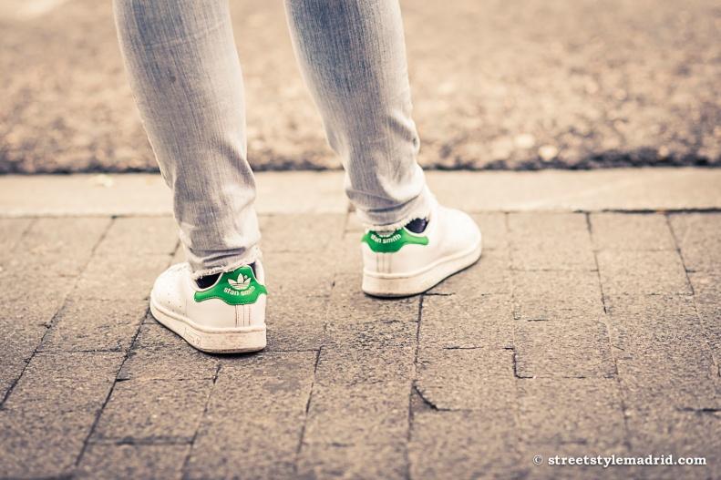 Sneakers, deportivas, adidas Stan Smith,