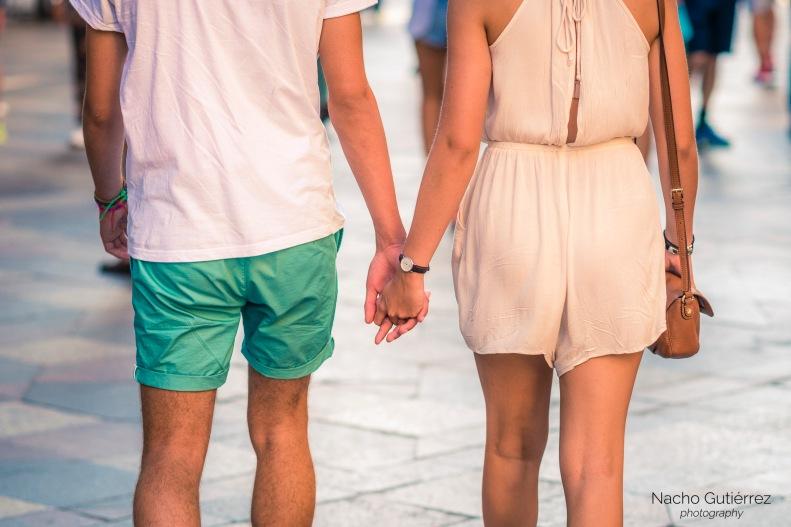 Shorts verdes, mono short, street style