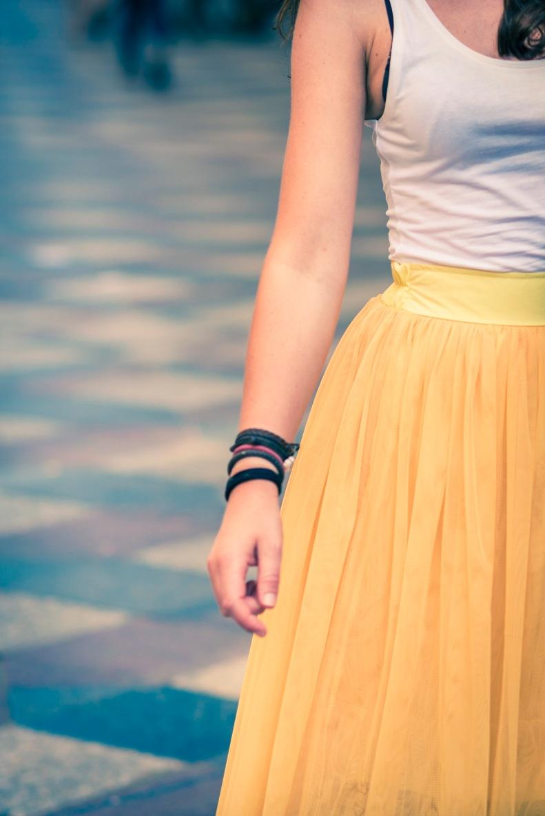 street style, madrid, moda, fashion, ootd, streetstyle, falda, amarillo, skirt, yellow