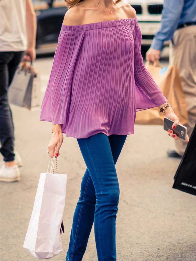 street style, madrid, moda, fashion, ootd, streetstyle, blusa plisada